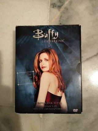 Buffy Cazavampiros - Temporada 7 (incompleta)