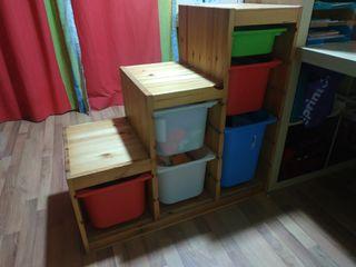 Mueble Ikea almacenaje