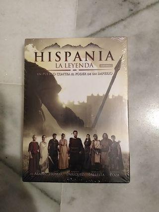 Hispania La leyenda - Temporada 1 - DVD