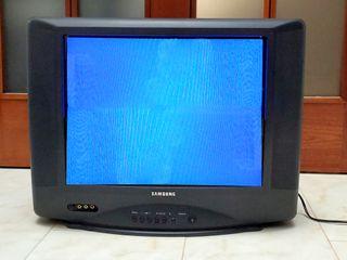 """TELEVISOR SAMSUNG CRT 17"""" STEREO PERFECTO ESTADO"""