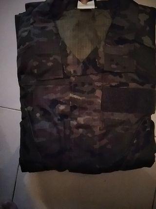 uniformde militar completo