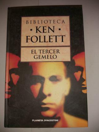 Lote 2 libros Ken Follet