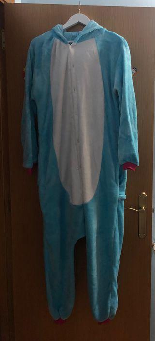 Disfraz/Pijama de unicornio