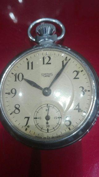 Reloj bolsillo Smith Empire