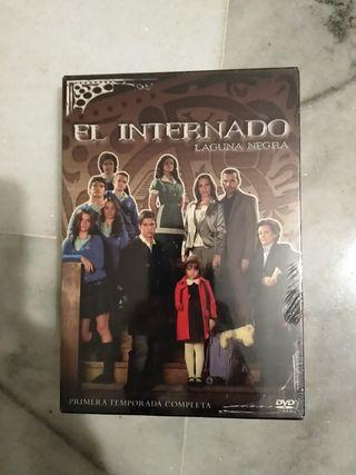 El Internado Laguna negra - Temporada 1 - DVD