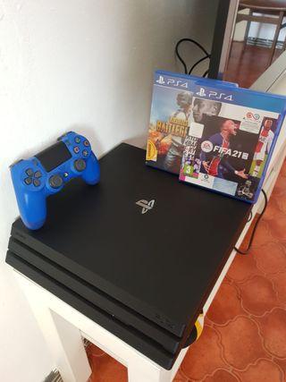Playstation 4 pro de 1Tb (1000gb)