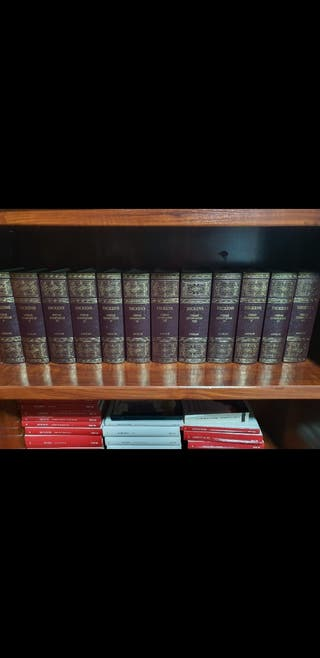 obras completas de Dickens