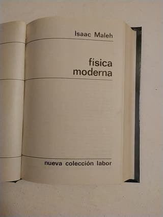 Física Moderna de Isaac Maleh