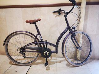 Bicicleta decathlon elops 320