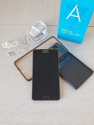 Móvil Samsung Galaxy A7