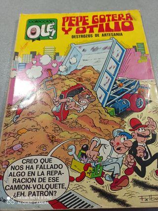 "Comic ""Pepe Gotera y Otilio"""