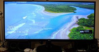 """LG 34UM57-P - Monitor de 34"""" ultra wide"""