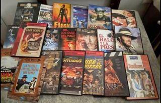 20 Dvd de películas son originales