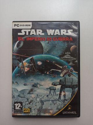Star Wars El imperio en guerra PC-DVD