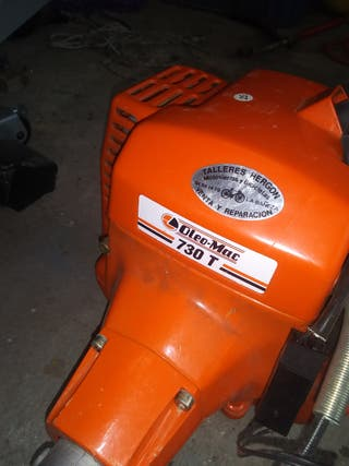 Desbrozadora oleo mac 730 T