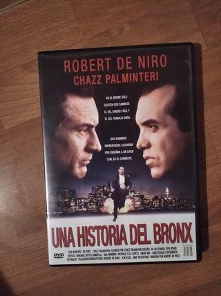 una historia del Bronx DVD
