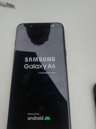 móvil Samsung galaxi A6