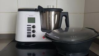 Robot de cocina Silver Crest