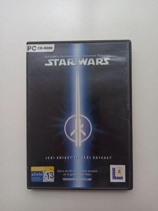 Star Wars jedi knight II Jedi Outcast PC