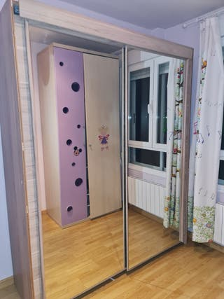 armario grande espejos