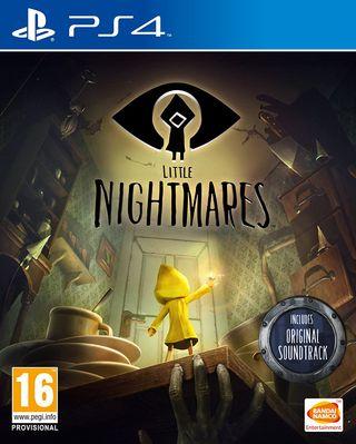 Little Nightmares PS4