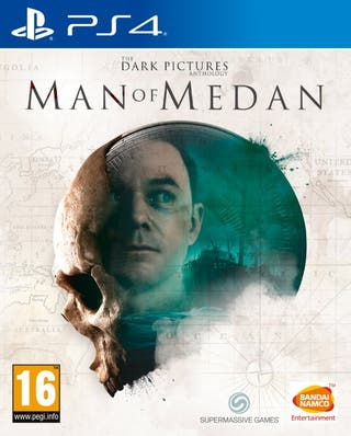 The Dark picture Man of Medan PS4