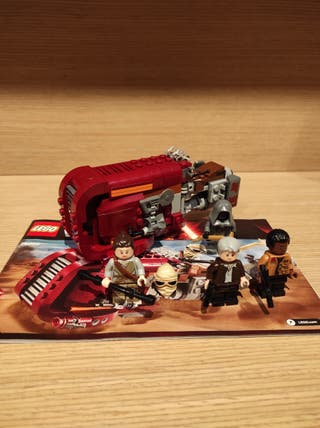 Lego Star Wars Set 75099