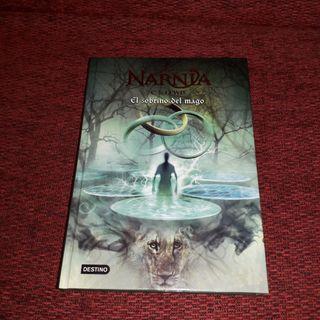 Libro El sobrino del mago Las Crónicas de Narnia