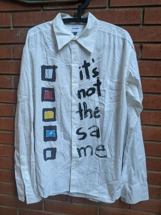 Camisa Desigual,