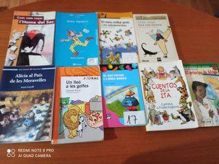 Lote libros lectura juvenil