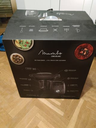 robot cocina mambo 7090