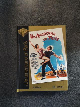 Dvd Un americano en París