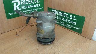 Compresor del aire acondicionado renault r 316784