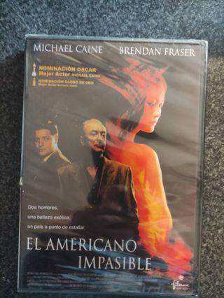 Dvd El Americano Impasible