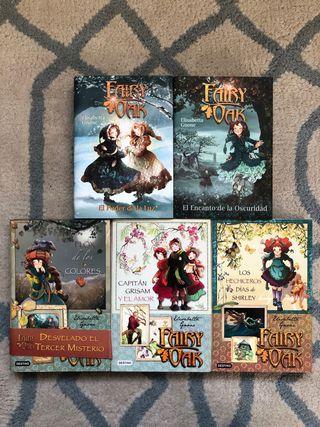 Libros Fairy Oak