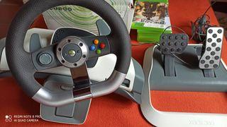 xbox360 + volante