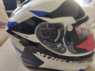 Casco moto HELMEST (a estrenar)