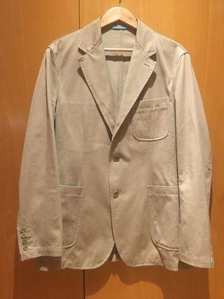 Americana algodón Zara