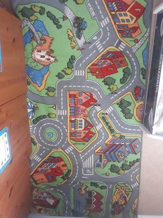 Childrens play Town/city mat