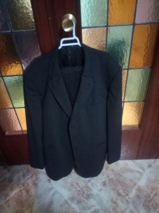 traje hombre