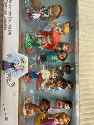 20 figuras princesas Disney animators