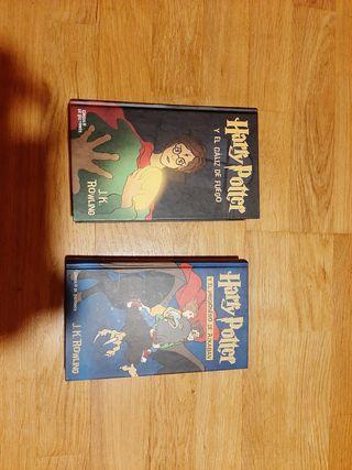 Libros Harry Potter Español