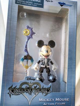 Pack 2 figuras Kingdom Hearts Mickey y Shadow Ps4
