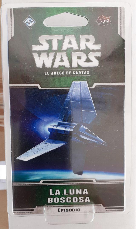 La Luna Boscosa Star Wars LCG // Endor
