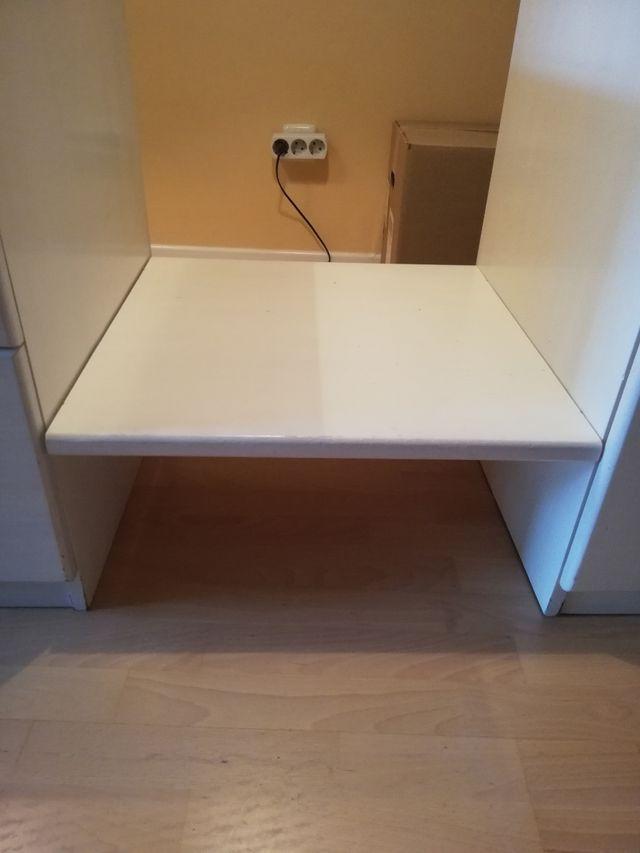 Mueble de baño blanco de segunda mano por 40 € en Madrid ...