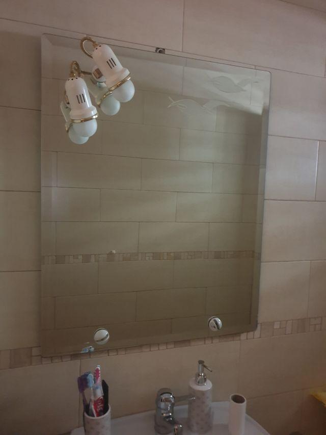 Espejo Cuarto Baño Bricor  miami