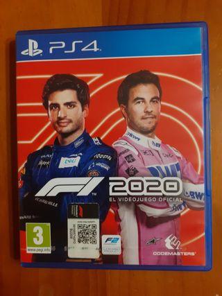F1 2020 para Ps4 de segunda mano por 22 € en Valencia en ...