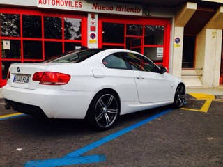 Bmw 325 ci pack M