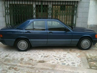 Mercedes 190e 1.8
