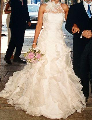 Que usar debajo del vestido de novia